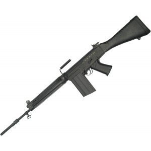 King Arms FAL - Tactical Carbine (Long Length) Airsoft AEG - KA-AG-02 Airsoft Toys Gun