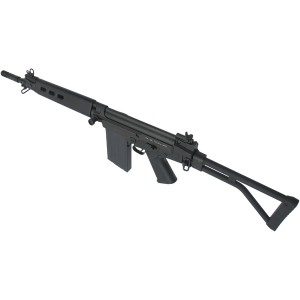 King Arms FAL Carbine Folding Stock (Midium Length) Airsoft AEG - KA-AG-03-C Airsoft Toys Gun