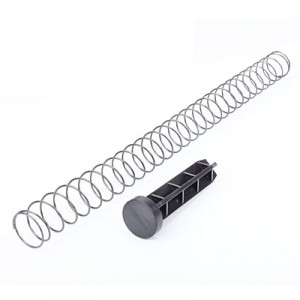 King Arms Recoil Spring & Buffer for M4 Gas Blowback - KA-GBBP-17 for Airsoft