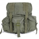 King Arms SOG Canvas Indigenous Rucksack - KA-PH-7864-OD for Airsoft