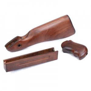 King Arms M1A1 Wood Converion Kit - KA-SK-27 for Airsoft