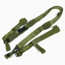King Arms Tactical Assault Sling-OD - KA-SL-01-OD for Airsoft