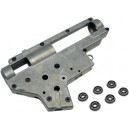 King Arms 8mm Gearbox/Bearing/Ver.2Plate KA-GB-08 for Airsoft Gun