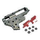 King Arms 8mm Gearbox/Bearing/MP5 Plate KA-GB-09 for Airsoft Gun