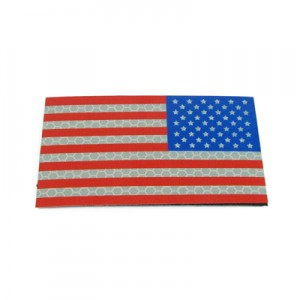 King Arms IFF US Flag- Right/ Color - KA-AC-2151-CO for Airsoft Gun
