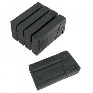 King Arms G3 70R H&K Magazine Box Set - KA-MAG-21-V for Airsoft Gun