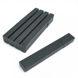 King Arms MP40 110 rounds Magazines Box Set (5pcs) - KA-MAG-29-V for Airsoft Gun