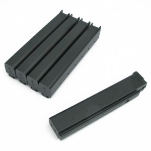 King Arms M1A1 110 rounds Magazines Box Set (5pcs) - KA-MAG-30-V for Airsoft Gun