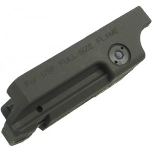 King Arms Pistol Laser Mount for USP.45-OD - KA-PM-03-OD for Airsoft Gun