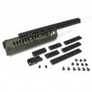 King Arms CASV-M Handguard Set- OD - KA-RAS-23-OD for Airsoft Gun