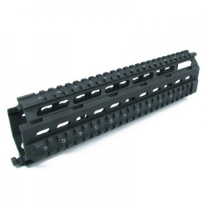 King Arms SIG556 Rail Hundguard Long Type - KA-RAS-32 for Airsoft Gun