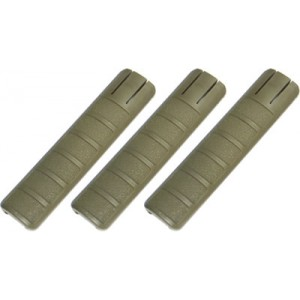 King Arms KA-Rail Cover-OD - KA-RC-01-OD for Airsoft Gun