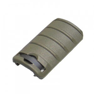 King Arms Rail Cover - 4 Ribs/Olive Drab - KA-RC-12-OD for Airsoft Gun