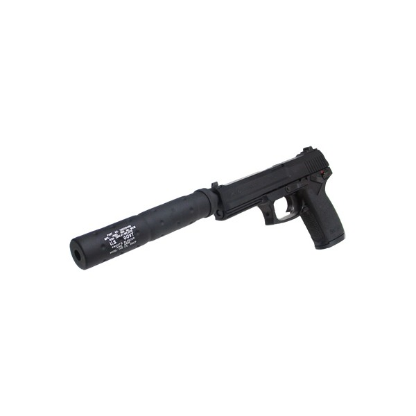 King Arms Socom MK23 Silencer (16mm) - KA-SIL-19 for Airsoft Gun