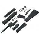 King Arms Ak-74 Metal Body Deluxe Set - KA-SK-14-BK-DX for Airsoft Gun