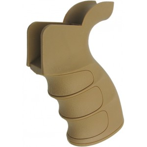 King Arms G27 Pistol Grip for M16/M4 Series -TAN - KA-TG-05-TAN for Airsoft Gun