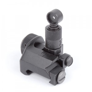 King Arms 600M Folding Rear Sight - KA-RS-10 for Airsoft Gun Spare Parts