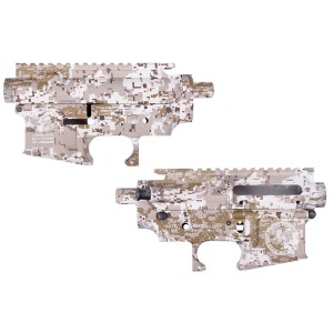 King Arms M16 Metal Body Navy Seals - DD - KA-M4-20-S01-DD Airsoft