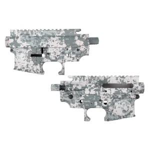King Arms M16 Metal Body Navy Seals - ACU - KA-M4-20-S01-ACU Airsoft