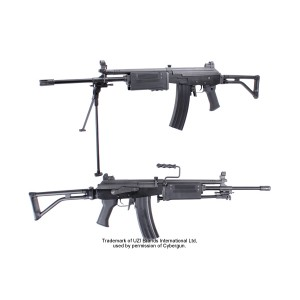 King Arms GALIL ARM AEG (Non blowback ver.) - KA-AG-104 Airsoft