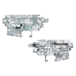 King Arms M16 Metal Body - Colt M4A1 - ACU - KA-M4-20-C01-ACU Airsoft
