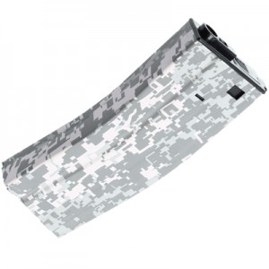 King Arms 300 Rounds Magazine for M4 series - ACU - KA-MAG-03-ACU Airsoft