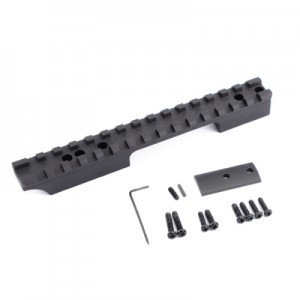 King Arms VSR-10 / M700 Series Extension Mount Base (Short) - KA-MB-15